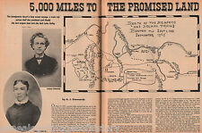 Mormon Immigrants To The Promised Land+Holman,Jenson,Mumford,Simmons,Young