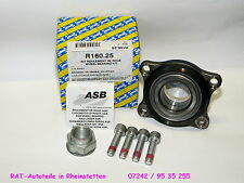 Radlagersatz  SNR R160.25- VA-NEU- ALFA ROMEO 156, Sportwagon, 166,  GT1.8, 2.0