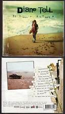 """DIANE TELL """"Rideaux Ouverts"""" (CD Digipack) 2012 NEUF"""