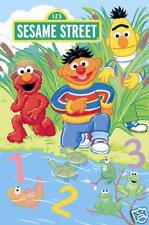 Sesame Street Let's Count Personalized Children Book