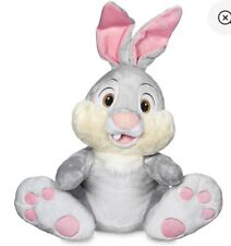 Large Plush Thumper Rabbit from Bambi Disney Store Authentic US Seller New