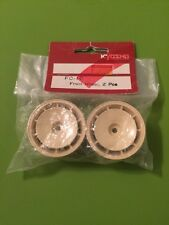 FC-10 - Kyosho Turbo Optima Sky Bomber Vintage 2 Piece Front Wheel Set