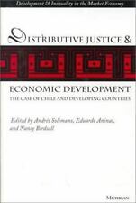 Distributive Justice and Economic Development: The Case of Chile and Developing