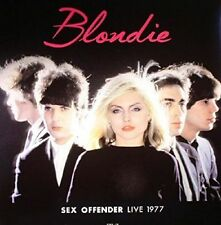 Blondie Sex Offender Live 1977 180gm Vinyl LP New/