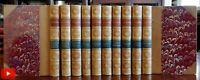 Benjamin Disraeli c.1880 Complete Works 10 vols fine leather books