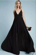 DRESS THE POPULATION Phoebe Chiffon Gown S