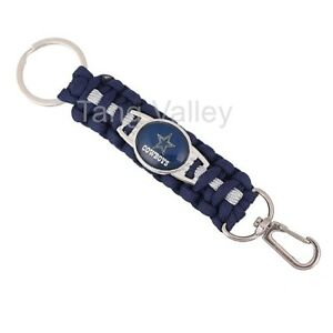NFL Paracord Keychain...Buy 2 Get 1 Free. Must add 3 to cart.