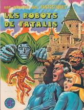 RARE UNE AVENTURE DES FANTASTIQUES 11 MARVEL EDITION LUG 4e TRIMESTRE 1976 (1640