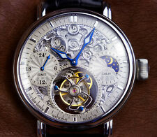 Poljot International Tourbillon 3360.T-GUN