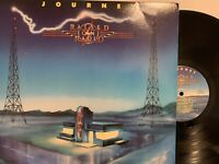 Journey – Raised On Radio LP 1986 Columbia – OC 39936 NM/NM Classic Rock