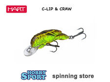 HART C - LIP & CRAW SHALLOW ESCA PER BLACK BASS