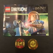 LEGO Dimensions   71348   Hermione Granger of Harry Potter   GAME DISCS ONLY