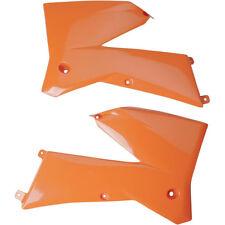 Ufo Kühlerverkleidung orange Tankspoiler KTM EXC-F 250 400 450 525 Racing 05-07