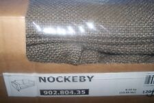 NEW Ikea Nockeby COVER SET ONLY for 2 seat sofa in Tenö Brown