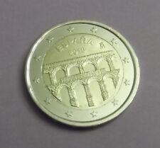 Pièces euro d'Espagne pour 2 euro