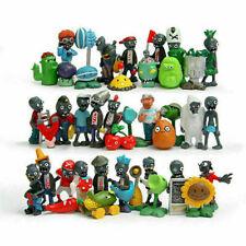 40pcs Plants vs. Zombies Action Figures Set Toy Collection Decor Kids 5-8CM~