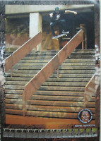VOLCOM surf skateboard 2010 DAVID GRAVETTE Poster Flawless New Old Stock