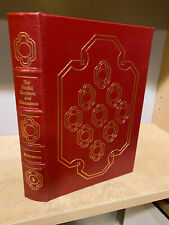 Easton Press Social Contract and Discourses - Rousseau Books Changed World