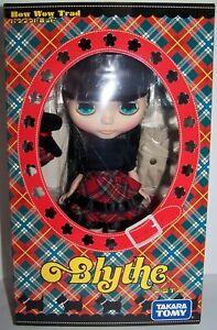 Takara Tomy Neo Blythe Bow Wow Trad Doll Limited Edition 2008 Scottie Dog Glasse