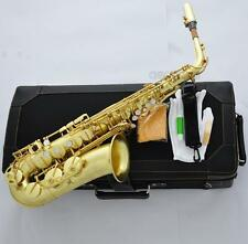 Professional Original Brass Mark VI Alto Saxophone E-Flat Sax High F# With Case