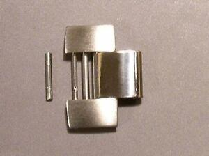 TAG Heuer Kirium  Ladies' 15mm  Brushed and Polished  SS BA0709 Link, NEW!