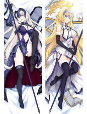 Fate/Grand Order  Jeanne d'Arc Dakimakura Tohsaka Rin Hugging Body Pillow Case
