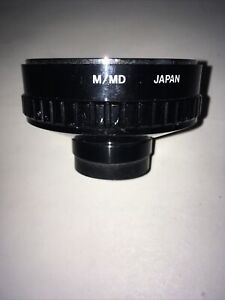 Vivitar TLA-1 Telescopic Lens Adapter M/MD. Japan