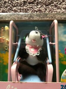 Barbie Ping Ping Panda Zoo Babie New in unopened box 2000. Free SnH