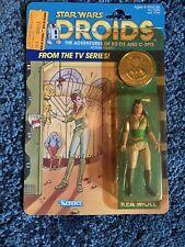 Star Wars Kenner Vintage Droids Kea Moll New Sealed Very Sharp
