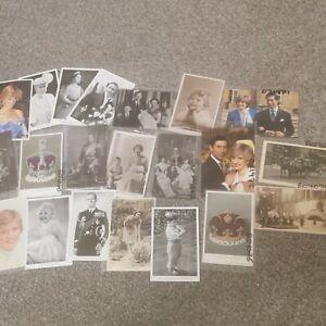 Royal family postcard lot
