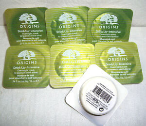 (41,41€/100 ml) ORIGINS Drink Up Intensive Overnight MASK Nacht Maske Pods 70 ml
