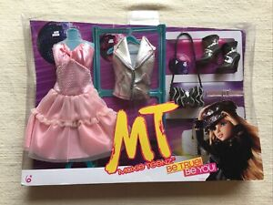 Moxie Teenz Clothing & Accessories, Rocker Party, NIB, RARE, Discontinued