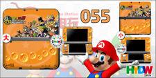 Dragonball Z Anime Manga Skin Aufkleber sticker Für Nintendo New 3DS.XL