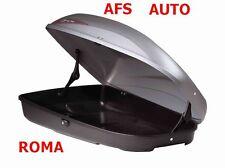BOX AUTO PORTAPACCHI PORTATUTTO G3 KRONO 320 OMOLOGATO MADE IN ITALY