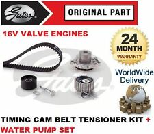Per ALFA ROMEO 147 1.9 JTD JTDM 2004-2010 TIMING BELT TENSIONATORE + POMPA ACQUA KIT