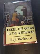 Great Marvel Series #2:  UNDER THE OCEAN TO THE SOUTH POLE by Roy Rockwood in DJ