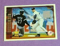 Derek Jeter Jersey New York Yankees 2017 Topps Rookie