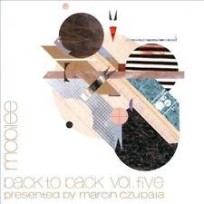 MARCIN CZUBALA - MOBILEE BACK TO BACK, VOL. 5 (MARCIN CZUBALA) NEW CD