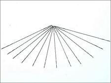BAHCO - 302-83s-12p SPIRALE fretsaw LAME Medium - 302-83s-12p