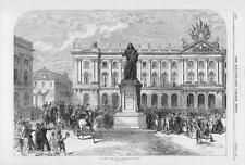 1870 FRANCO GERMAN WAR PLACE STANISLAS NANCY Architecture Military (063)