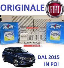 KIT TAGLIANDO FILTRI ORIGINALI + OLIO SELENIA + CANDELE FIAT TIPO 1.4 GPL GAS