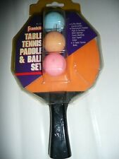franklin new 1 Table Tennis Racquet , 3 balls set