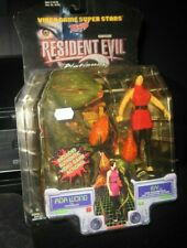 Vintage Resident Evil 2 Figure Ada Wong/Ivy Toy Biz 2-pack new/sealed nib 1998