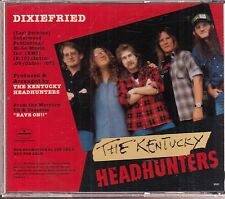 the kentucky headhunters dixiefried cd limited edition