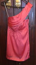 KUKU PEACH DRESS BRAND NEW SIZE 6 RETAILS $179.00