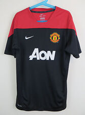 Kids Nike Manchester United Football Shirt MUFC Soccer Jersey L Boys LB Large