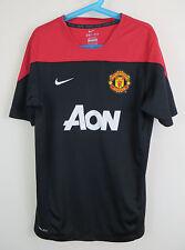 Niños Camisa De Fútbol Nike Manchester United MUFC Fútbol Jersey chicos LB Grande L