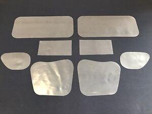 Plastic HOLDEN HQ HJ HX HZ Inner Door Gasket Trim Moisture Dust Seal.