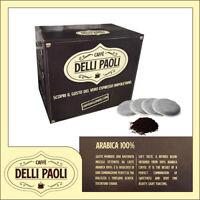 Caffè Delli Paoli box 600 cialde filtrocarta ESE 44mm miscela Arabica (oro)
