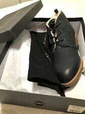 NWB Rebecca Minkoff Persys Shearling lace up bootie 6.5